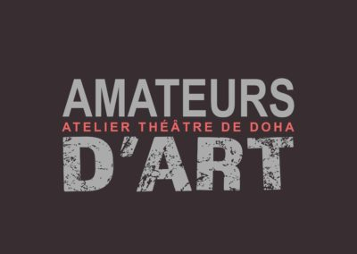 Amateurs d'Art Logo
